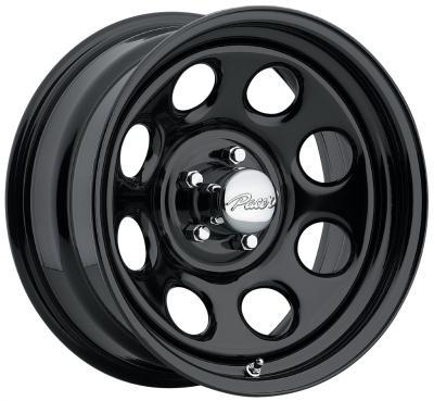 297B Soft 8 Black Tires