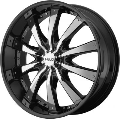 HE875 Tires